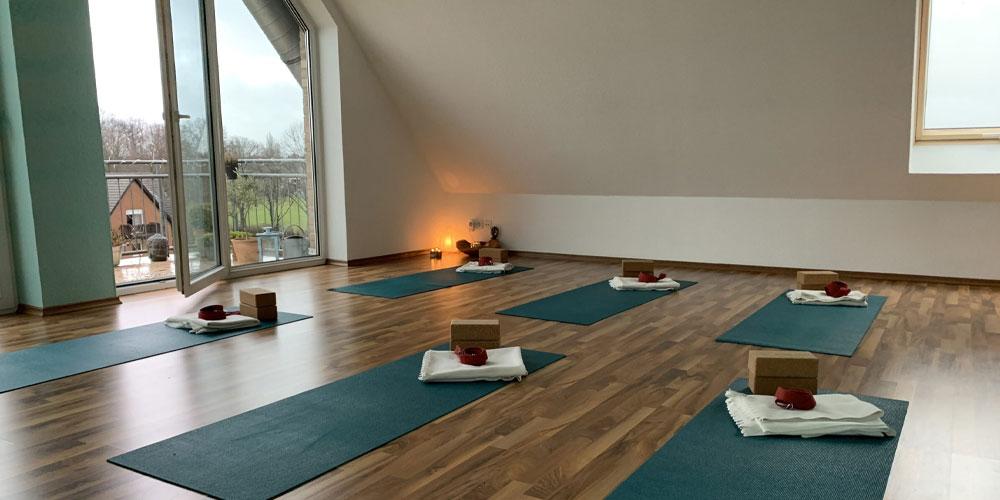 Yogaraum Ganesha Duisburg Raum